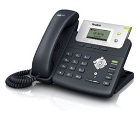 Yealink SIP-T21P IP телефон на 2 линии с дисплеем